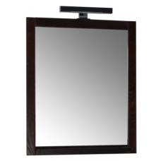 Зеркало АСБ Мебель Римини 60 (бук тироль)
