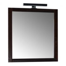 Зеркало АСБ Мебель Римини 80 (бук тироль)