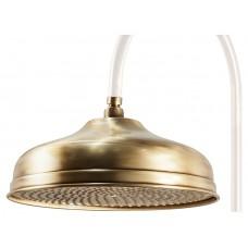 Верхний душ Caprigo 99-101-vot (30 см) бронза