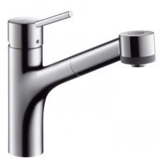 Смеситель Hansgrohe Talis S для кухни с выдвижным душем 32841000
